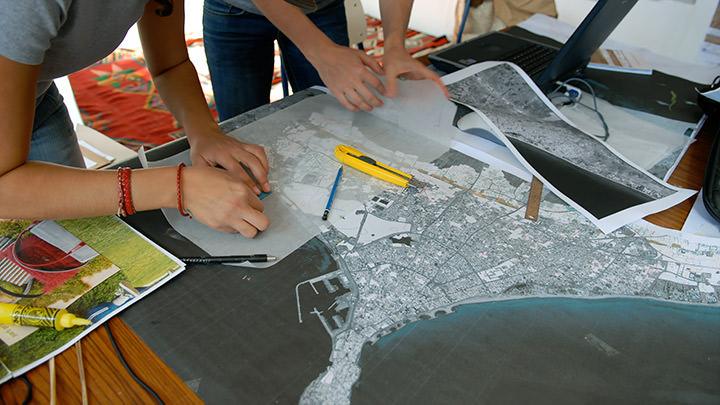 International Workshop on Preservation and Development of the Coastal City of Mahdia (Tunisia) - WAT UNESCO, 2016